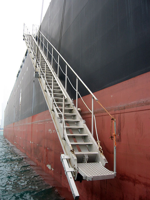 Cimpina Marine Gangways Amp Accommodation Ladders Metal