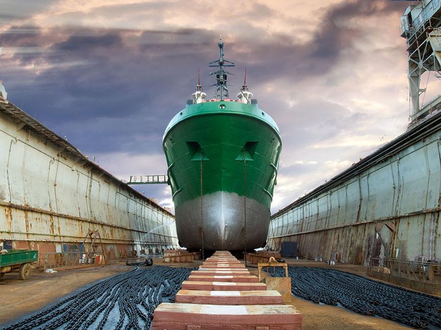 Cimpina Ship Repair