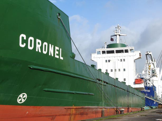 MV Coronel 2